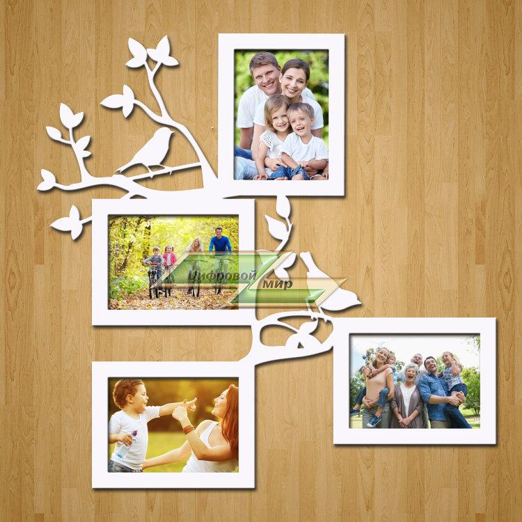 Коллаж из дерева своими руками 234
